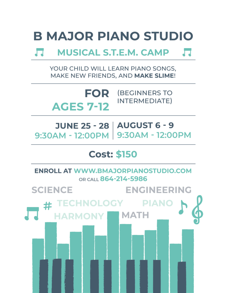 BMPS Musical STEM 2019